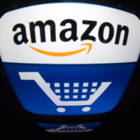 Shares of Amazon trading plan on the report